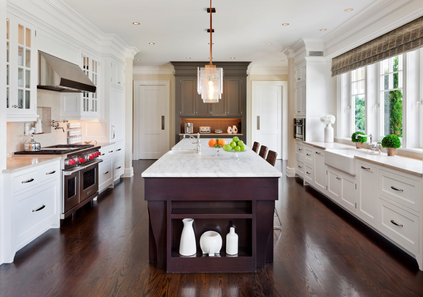 Colorado Luxe Kitchen - Luxury Residential by Philpotts Interiors