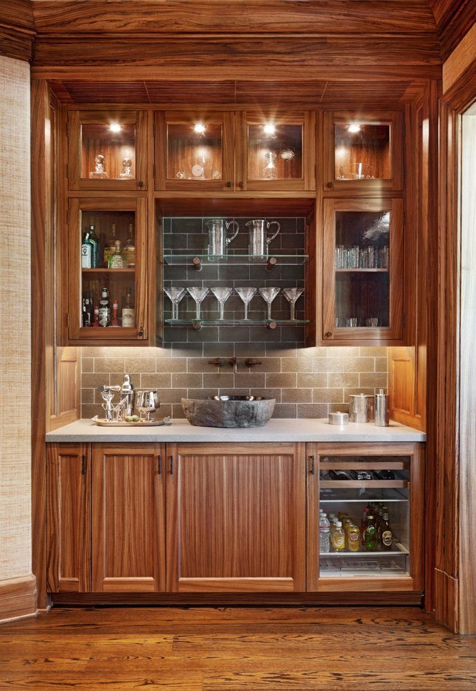 Colorado Luxe Custom Bar - Luxury Residential by Philpotts Interiors