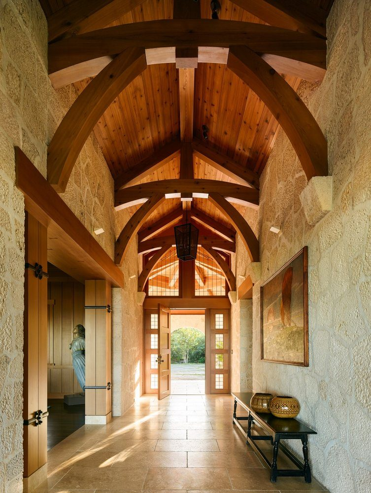 Waiolu Entry - Luxury Residential by Philpotts Interiors