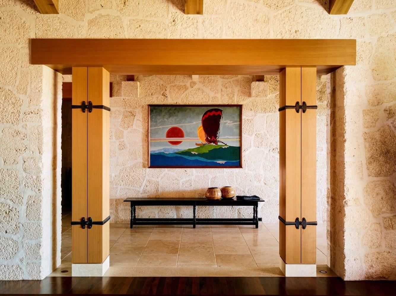 Waiolu Breezeway - Luxury Residential by Philpotts Interiors