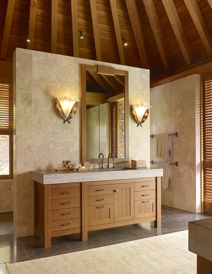 International Style Master Bath - Luxury Residential by Philpotts Interiors