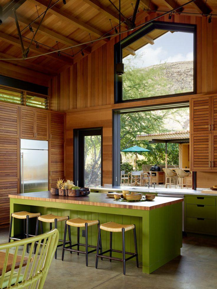 Kahua Kuili Kitchen Luxury Residential by Philpotts Interiors