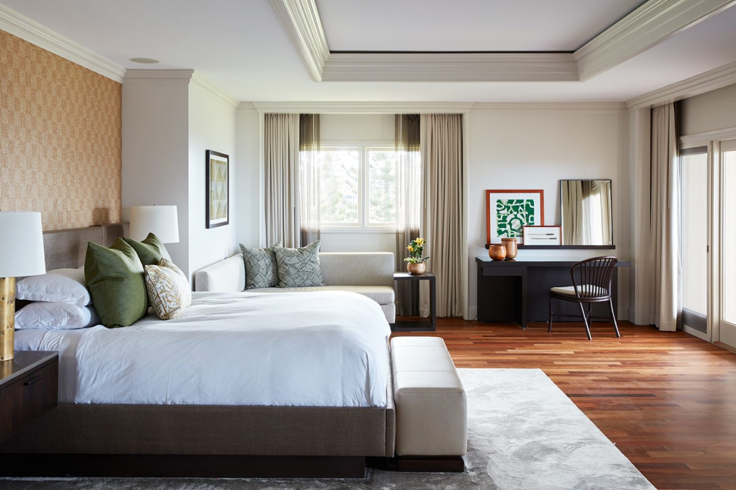 Ritz Carlton Kapalua Presidential Suite Overall by Philpotts Interiors