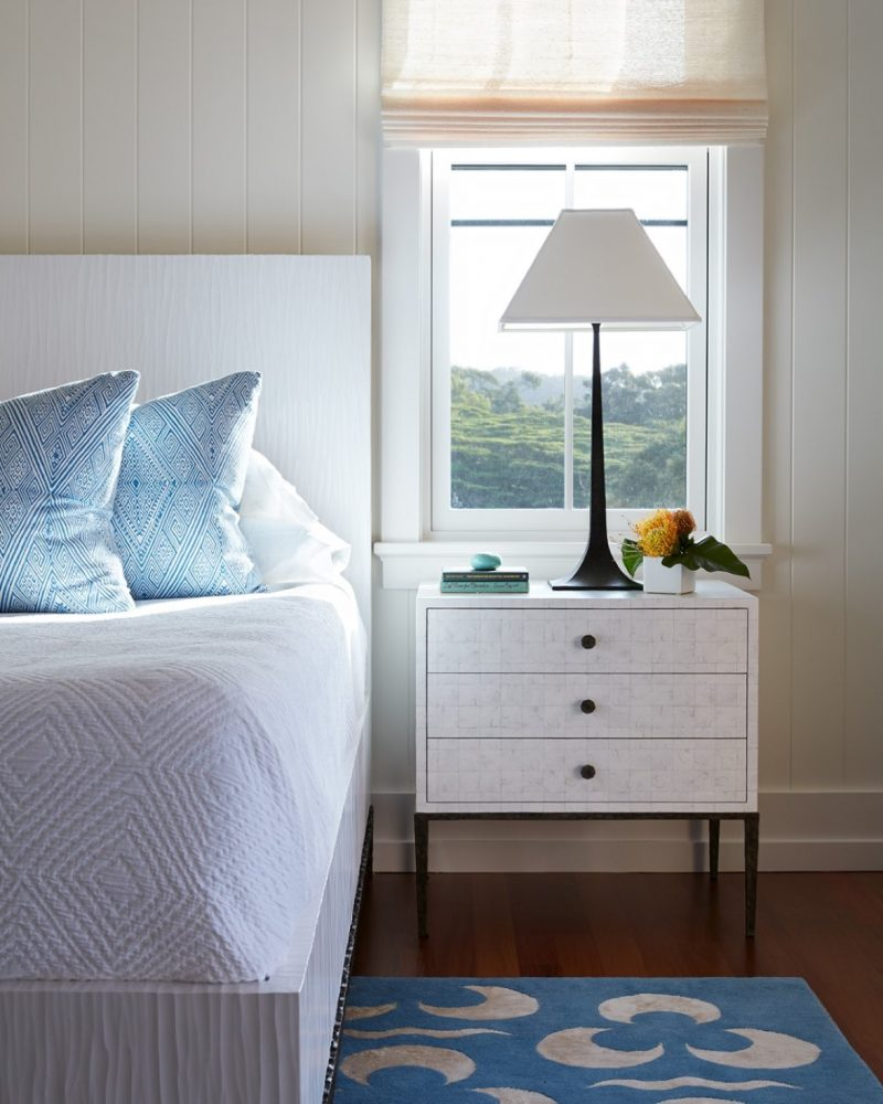 Garden Isle Residence Bedroom - Philpotts Interiors