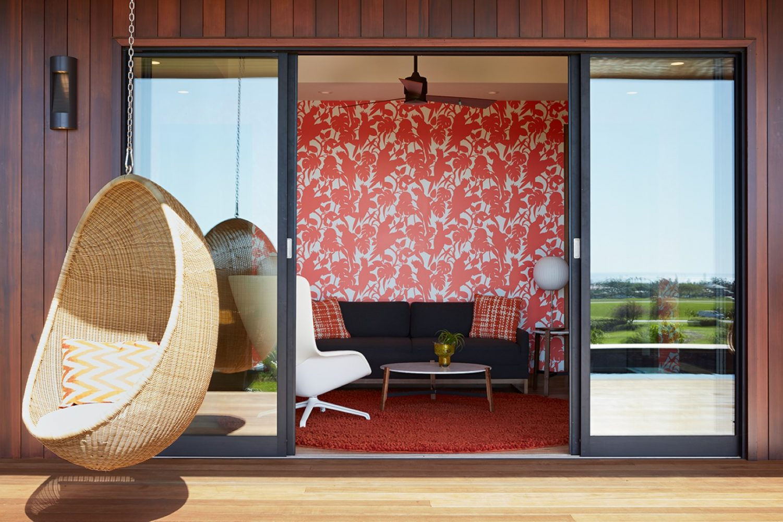 Hale Ike Mala Residence Lounge by Philpotts Interiors
