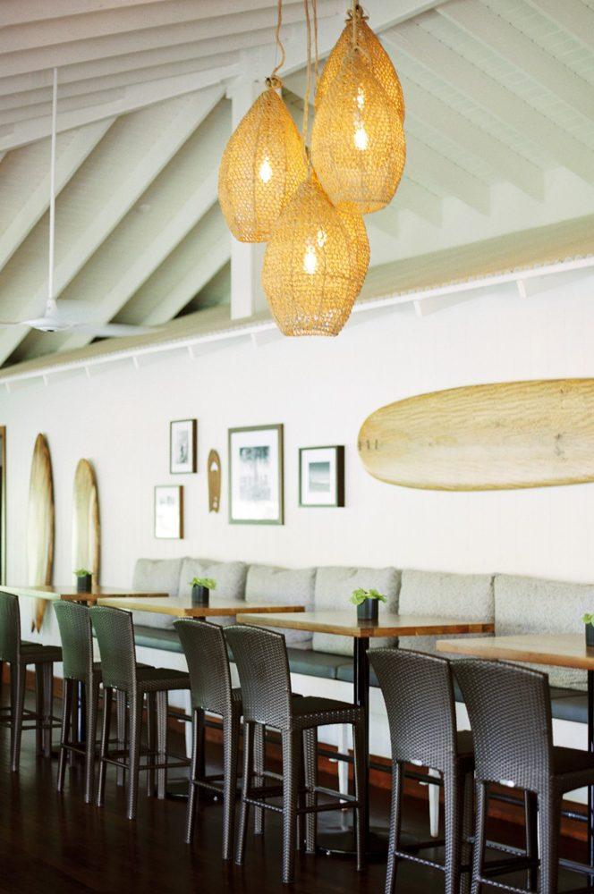 Plantation Gardens Restaurant Seating - Philpotts Interiors