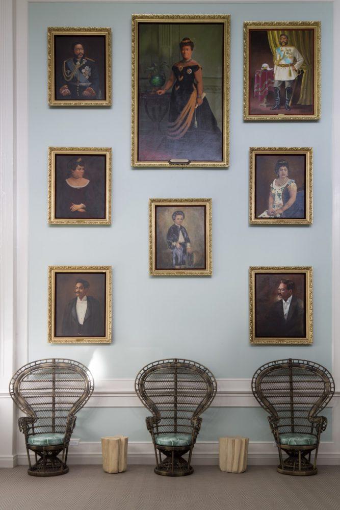 Queen Kapiolani Hotel Royal Gallery - Philpotts Interiors