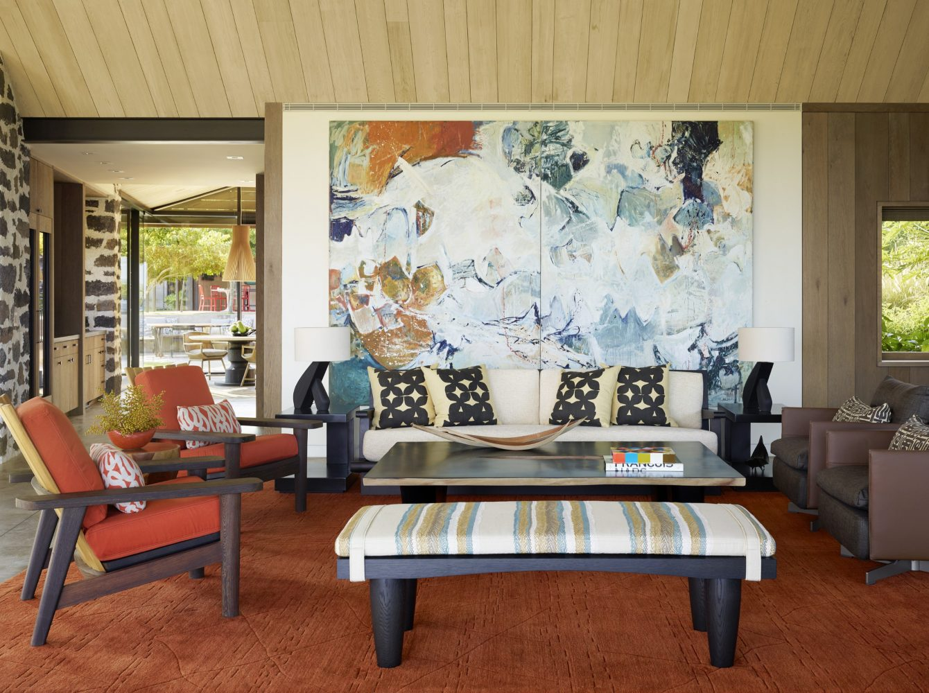 Makani Eka Living Room - Philpotts Interiors