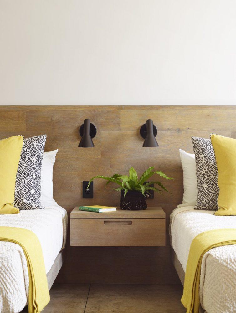 Makani Eka Bedroom Detail - Philpotts Interiors