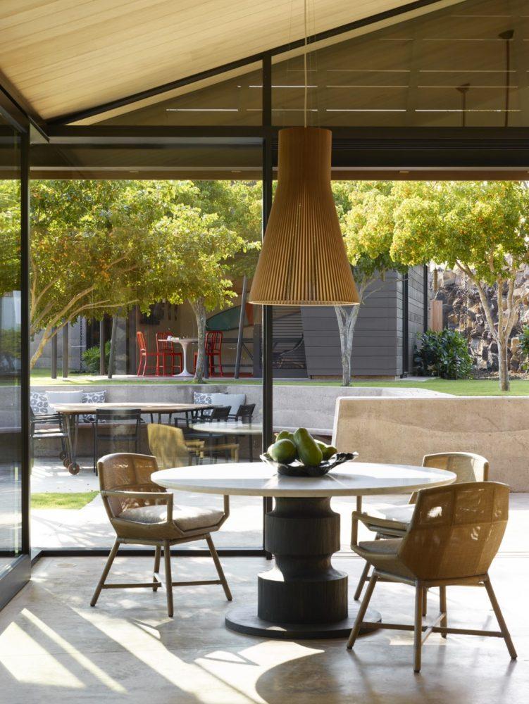 Makani Eka Dining Table - Philpotts Interiors