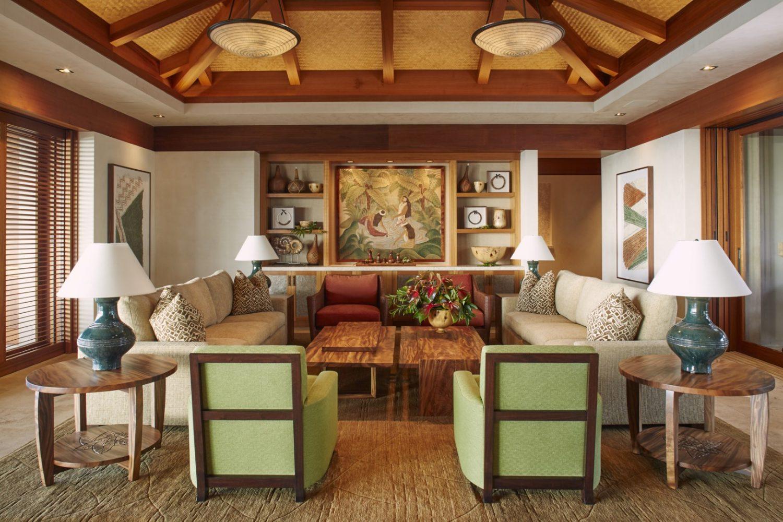 Malie Residence Living Room - Philpotts Interiors