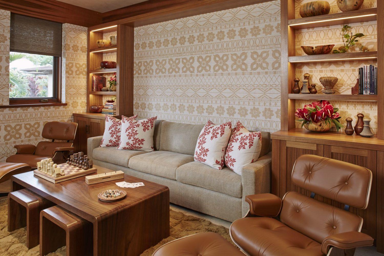 Malie Residence Lounge - Philpotts Interiors