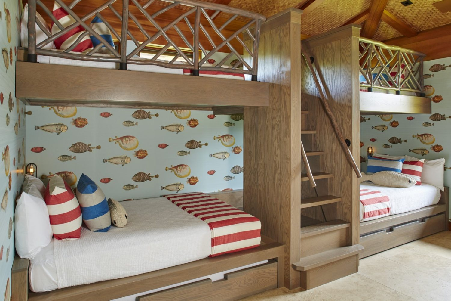 Malie Residence Kids Room Bunkbed - Philpotts Interiors