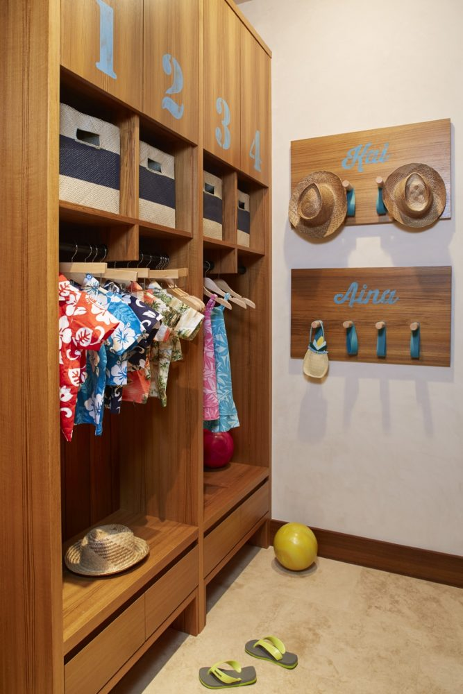 Malie Residence Kids Closet- Philpotts Interiors