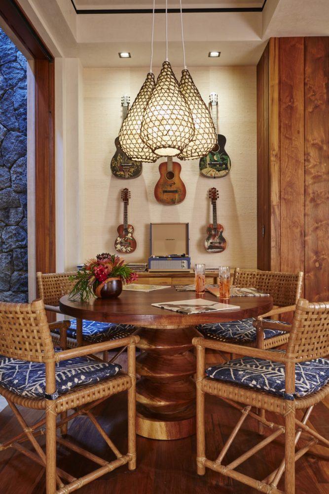 Malie Residence Bar Table - Philpotts Interiors
